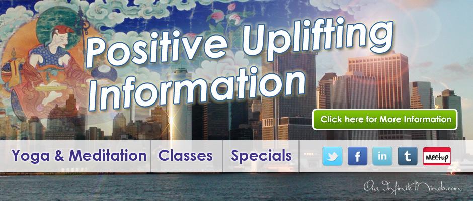 Positive Uplifting Information